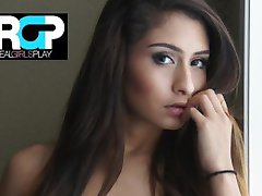 Amazing Squirts & Contractions from Shy Latina Teen