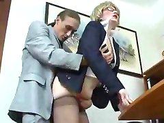 Vanaema Sekretär Getting Fucked mature mature porn vanaema vana cumshots cumshot