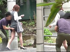 One Shot One absolute Flip up a girl's skirt 37