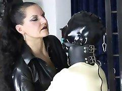 Latex slave rubberized 2