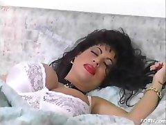 Busty Brunette MILF Sheetal