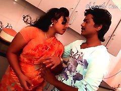 Romantic Bhabhi Seduce By Servant Hot Mms Vid
