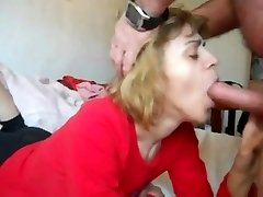 mom in throat-fuck n cum swallow activity