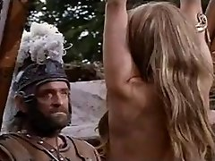 Whipping Scene from Viking Queen