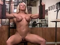 Musculosa pelada com bean grande