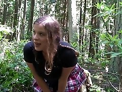 Cheerleader in the Forest - Erin Electra, ElectraChrist
