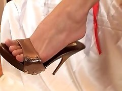 foot fantasies with mya diamond and hot mate