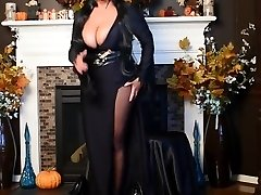 Elvira is banging hot
