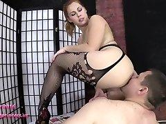 Female Dom PISS HUMILIATION - 720P