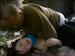 Asian love story with this little teen nailed by older guy