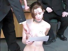 [BitchSlapped.co.uk] Slave #1  Slave #54 Training. - Uncommon Video