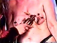 Horny homemade Fetish, BDSM adult video