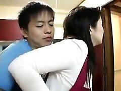 Sexy Asian Step Mom