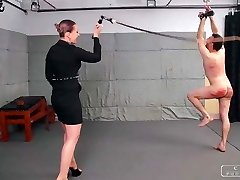 Dominatrix Anette is annoyed - trailer