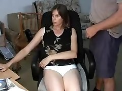 My inexperienced cougar pornography shows me rubbing my pussy until my boyfriend comes in and penetrates the hell out of me.