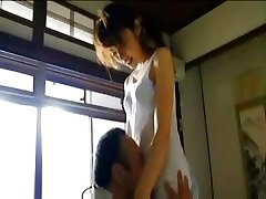 Japanese damsel is fucked before she teaches and when she trains