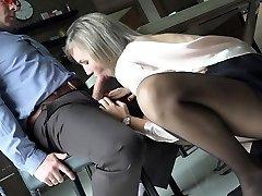 Hot pornstar fetish and internal ejaculation