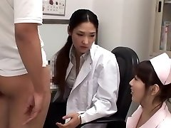 Exotic Chinese chick Rina Fukada, Haruna Saeki, Maki Mizusawa in Greatest Cumshot, Three-way JAV movie