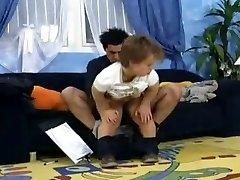 German midget gets pulverized