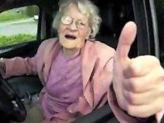 Drivers seat perverse olde Naughty Grannies by satyriasiss