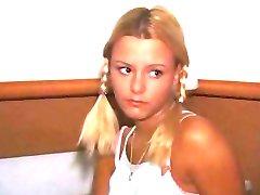 Sheila blonde russian eighteen