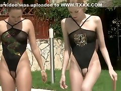 Angel Hott Aka Elizabeth Rose and blue angel bikini