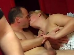 Wild couples fuck really hard together