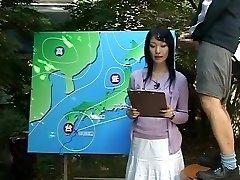 Name of Japanese JAV Doll News Anchor?
