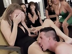 MYLF - Hot Milfs Fucked By Male Strippers