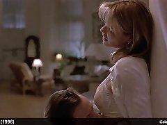 Elle Macpherson lingerie and erotic movie scenes