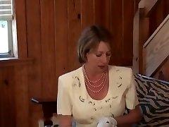 FULLBACK PANTIES - PANTY FUCK - CHURCH Woman IN FLORAL DRESS FUCKED