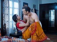Wife homemade hump very super-fucking-hot red saree full romance fuck mastram web series