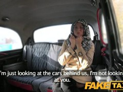 FakeTaxi Hump mad Czech lady wants cock