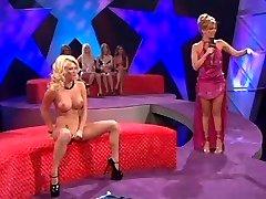 CMNF TV De-robe Show