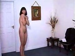 Hard smacking and caning