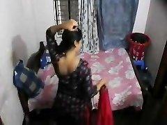 rakiber ma caught by hiddencam running prostitution
