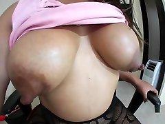 Michelle Fat Tit Milk