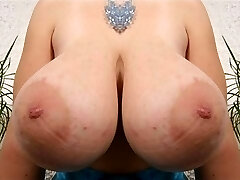 THE MOST BEAUTIFUL NATURAL BIG Udders 2
