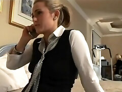 Chick On Girl - The Boss