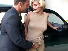 Slutty cum addicted light haired whores deep-throat cocks in helicopter base
