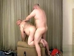 Wayne and Bruiser pummel