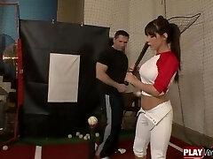 When Doing Tennis Fitness Movies Alexa Nicole