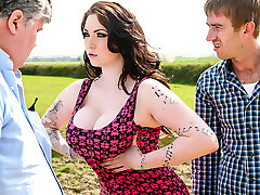 Harmony Reigns & Danny D in Little Brit Cock-Whore - Brazzers