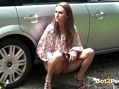 Got2Pee - Urinating Women Compilation 001