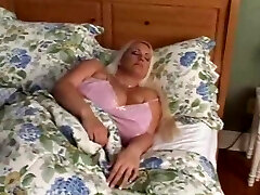 Trisha Banks Plus-size wakeup sex