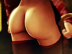 Big tits 3D babes trapped in hell for sex