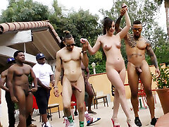 Jennifer White Interracial Intercourse