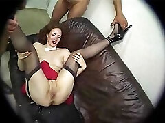 Charly Gets Abbused In Group Sex