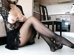 Squirting Stocking Mom Milf - CamGoogle,com