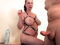 Wife mistress and her slave